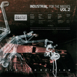 VA - Industrial For The Masses Vol.2 (2CD Limited Edition) (2004)