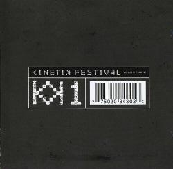 VA - Kinetik Festival 1-5 (2008-2012)