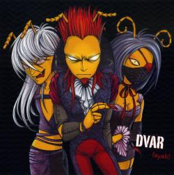 Dvar - Fayah (2009)