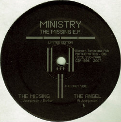Ministry - The Missing EP (Limited Edition Vinyl) (2009)