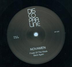 Novamen - Freak Of The Week (Vinyl) (2009)
