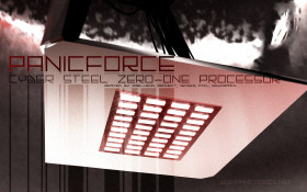 Panicforce (PNC) - Cyber Steel Zero - One Processor (2009)