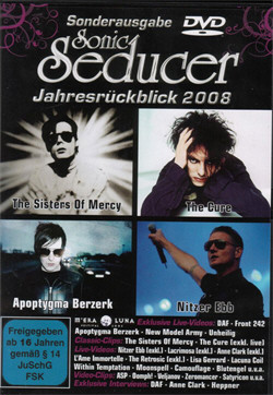 VA - Sonic Seducer - Cold Hands Seduction Vol.90 - Jahresrueckblick 2008 (2008)