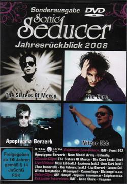 VA - Sonic Seducer - Cold Hands Seduction Vol.90 - Jahresrueckblick 2008 (2008)