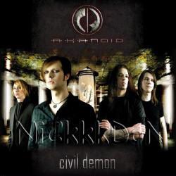Akanoid - Civil Demon (2009)