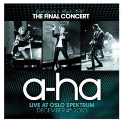 A-Ha - Ending On A High Note (The Final Concert) (2CD) (2011)