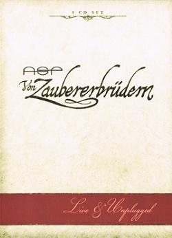 ASP - Von Zaubererbruedern (Live And Unplugged) (3CD) (2009)