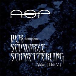 ASP - Der Komplette Schwarze Schmetterling Zyklus (I Bis V) (10CD) (2011)