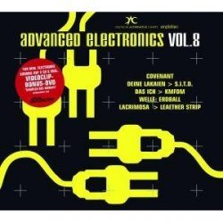 VA - Advanced Electronics Vol.8 (2CD) (2010)