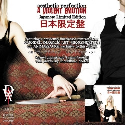 Aesthetic Perfection - A Violent Emotion (Japanese Limited Edition) (2010)