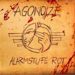 Agonoize - Alarmstufe Rot (Limited Edition CDM) (2009)