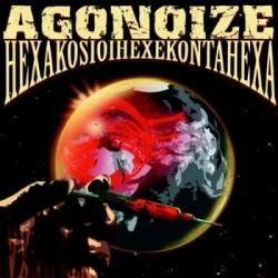 Agonoize - Hexakosioihexekontahexa (2CD) (2009)