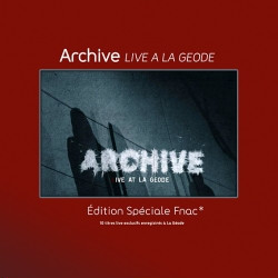 Archive - Live At La Geode (2010)
