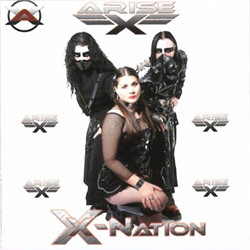 Arise-X - X-Nation (2009)