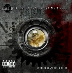 VA - Army Of Industrial Darkness: Different Parts Vol.10 (2010)