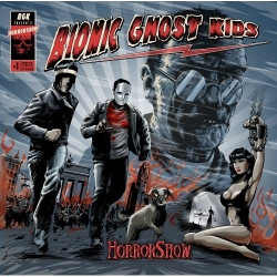 Bionic Ghost Kids - Horrorshow (2009)