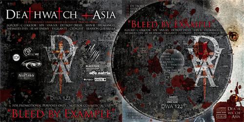 VA - Bleed By Example (2010)