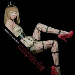 Capsule - World Of Fantasy (2011)