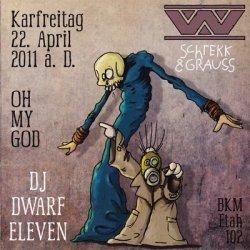 :Wumpscut: - DJ Dwarf Eleven (Limited Edition) (2011)