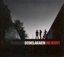 Deine Lakaien - One Night (CDM) (2011)