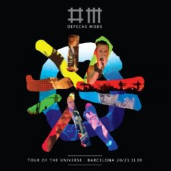 Depeche Mode - Tour Of The Universe (Live In Barcelona) (2CD) (2010)