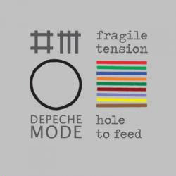 Depeche Mode - Fragile Tension / Hole to Feed (CDM) (2009)