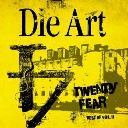 Die Art - Twenty Fear (2CD) (2010)