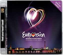 VA - Eurovision Song Contest Duesseldorf 2011 (2CD) (2011)