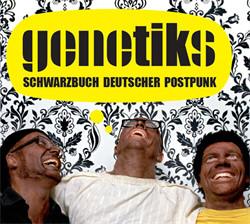 Genetiks - Schwarzbuch Deutscher Postpunk (2010)