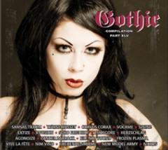 VA - Gothic Compilation 45 (2CD) (2009)