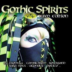 VA - Gothic Spirits - EBM Edition 1-4 (2009-2012)