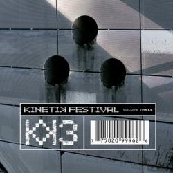 VA - Kinetik Festival Volume Three (3CD) (2010)