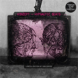 Konzept - Hypnautic Beats (Limited Edition EP) (2010)