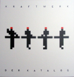 Kraftwerk - Der Katalog (German Box Set) (8CD) (2009)