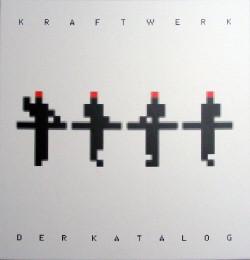Kraftwerk - Der Katalog (German Box Set) (8CD) (2009)