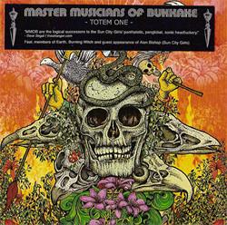 Master Musicians of Bukkake - Totem One (2009)