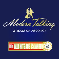 Modern Talking - 25 Years Of Disco-Pop (2CD) (2010)