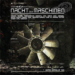 VA - Nacht Der Maschinen Vol.3 (2011)