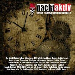 VA - Nachtaktiv: Gothisch Zusammengewürfelte Soundfiles 1 (2CD) (2010)