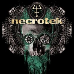 Necrotek - None More Black (EP) (2009)