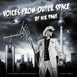 Nik Page - Voices From Outer Space (CDM) (2009)