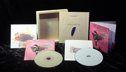 Loveliescrushing - Girl Echo Suns Veils - Avianium (2CD Limited Edition) (2010)