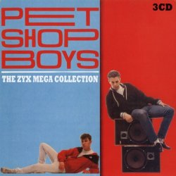 Pet Shop Boys - The ZYX Mega Collection (3CD Bootleg) (2009)