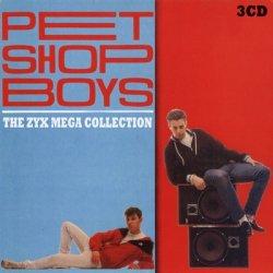 Pet Shop Boys - The ZYX Mega Collection (3CD Bootleg) (2009)