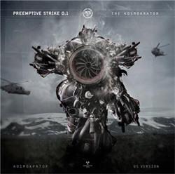 Preemptive Strike 0.1 - Kosmokrator (US Version) (2010)