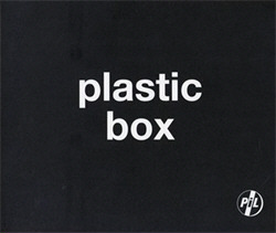 Public Image Ltd. - Plastic Box (4CD Reissue) (2009)