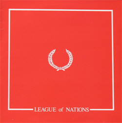 League Of Nations - Music For The New Depression (Vinyl - Reissue) (2008)