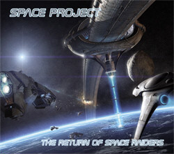 Space Project - The Return Of Space Raiders (CDM) (2008)