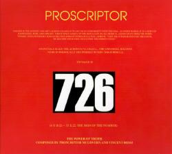 Proscriptor - 726 (2008)