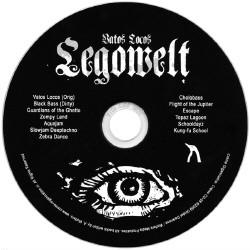 Legowelt - Vatos Locos (Vinyl) (2009)